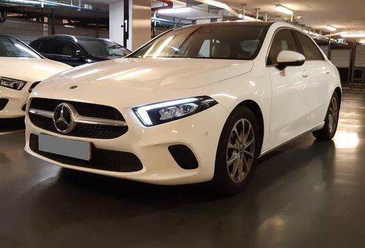 מרצדס A180 2019 A-Class 4 door  None