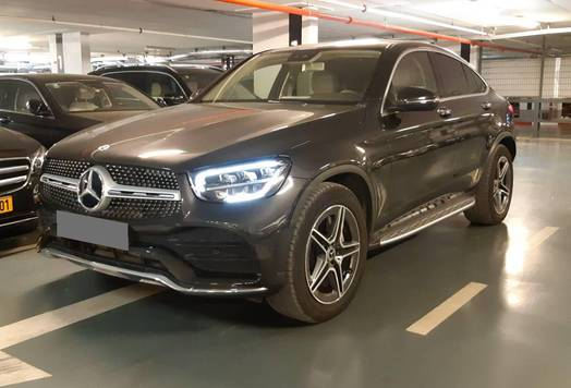 מרצדס GLC300 2020 GLC COUPE  None