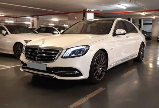 מרצדס S560 2019 S-CLASS  None