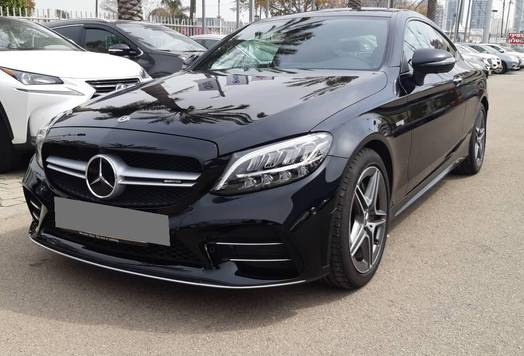 מרצדס C43 AMG 2019 C COUPE  None