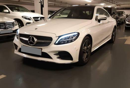 מרצדס C200 2019 C-Coupe  None