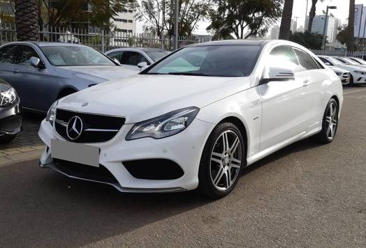 מרצדס E250 2017 E-Coupe  None