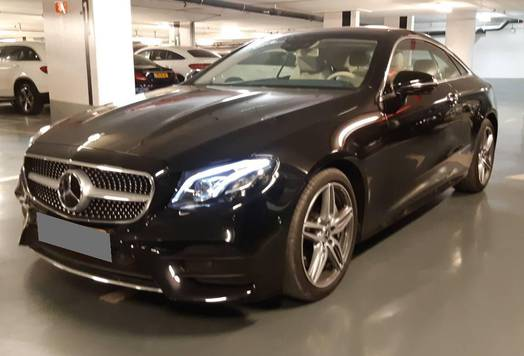 מרצדס E450 2019 E Coupe/Cabrio  None