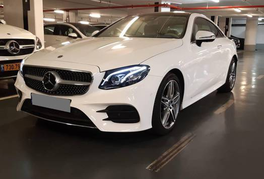 מרצדס E300 2019 E Coupe/Cabrio  None