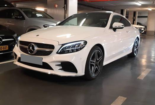 מרצדס C300‏ 2021 C-Coupe  None