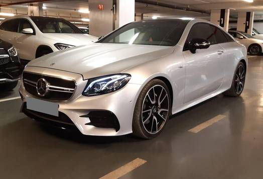 מרצדס E53 2020 E Coupe/Cabrio  None