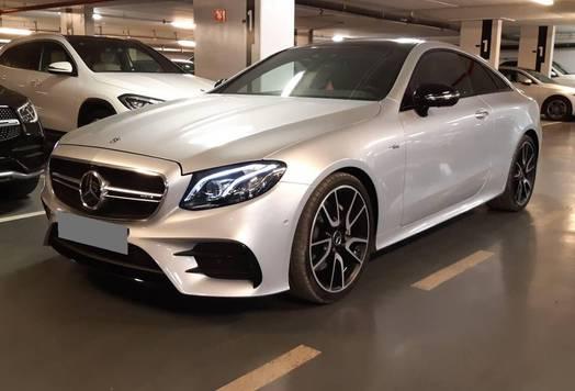 מרצדס E53 2020 E Coupe/Cabrio  None