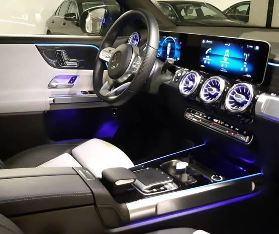 מרצדס GLB 2020 -  פנים הרכב
