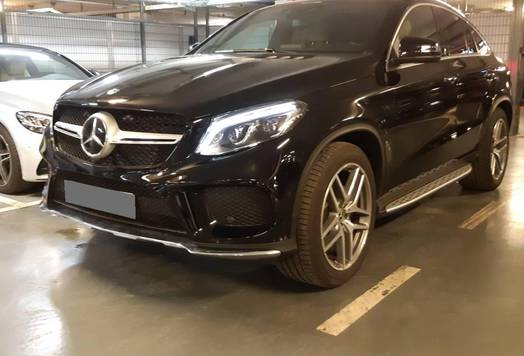 מרצדס GLE350 2020 GLE Coupe  None