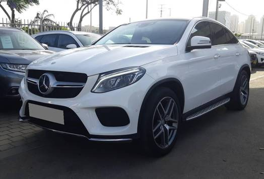 מרצדס GLE400 2017 GLE Coupe  None