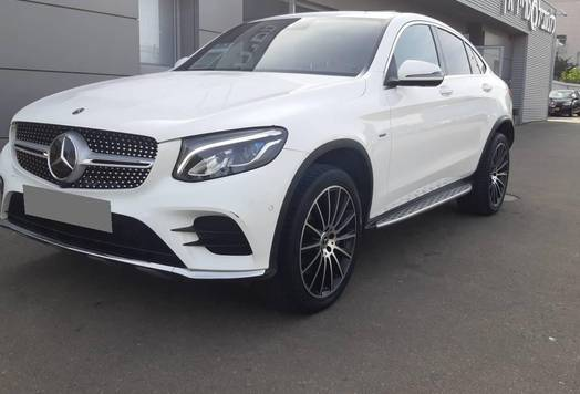 מרצדס GLC350 E 2017 GLC COUPE  None