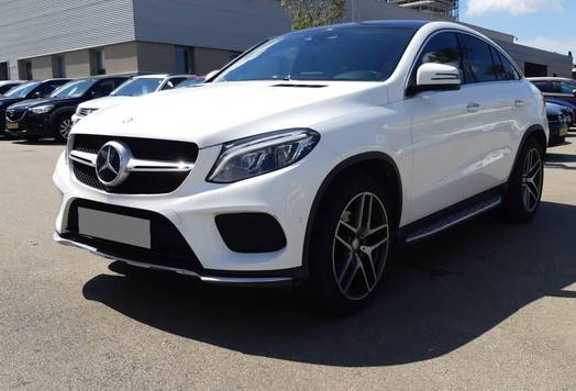 מרצדס GLE350 2017 GLE Coupe  None