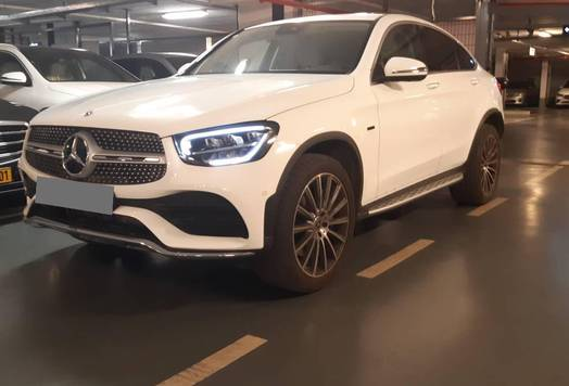 מרצדס GLC300 2021 GLC COUPE  None