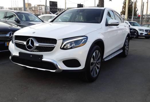 מרצדס GLC250 2019 GLC COUPE  None