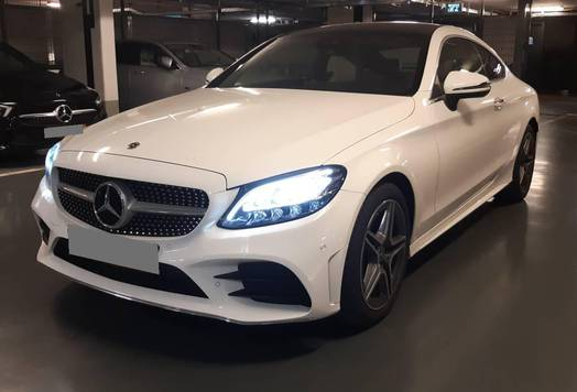מרצדס C300‏ 2019 C COUPE  None