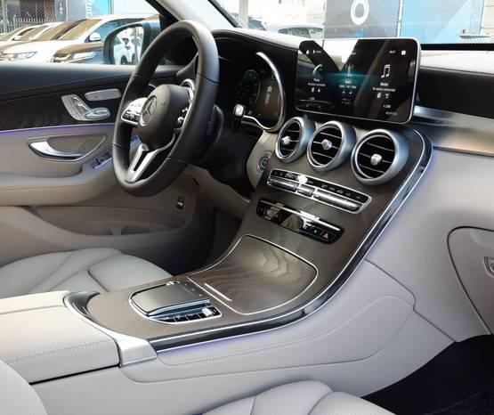 מרצדס GLC 2020 -  פנים הרכב