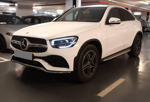 מרצדס GLC200 2019 GLC COUPE  None