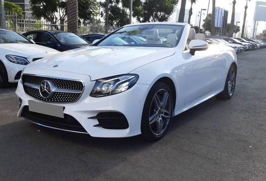 מרצדס E400 2018 E Coupe/Cabrio  None