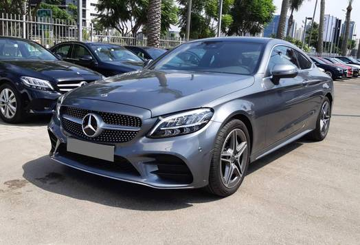 מרצדס C300‏ 2019 C-Coupe  None