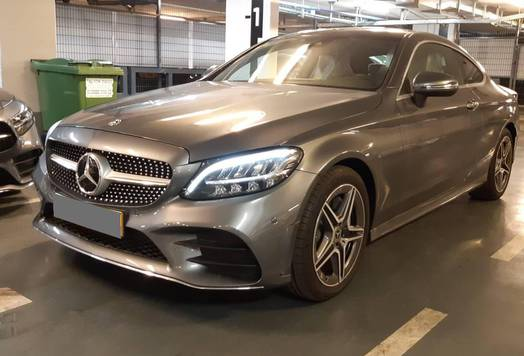 מרצדס C300‏ 2020 C-Coupe  None