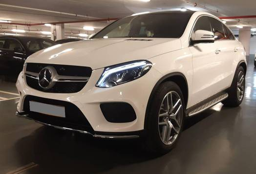 מרצדס GLE350 2019 GLE Coupe  None